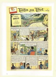 Extrait de Tintin (L'œuvre intégrale d'Hergé - Rombaldi) -10- Tintin au Tibet-Les bijoux de la Castafiore-...