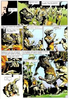 Extrait de Gilgamesh (Wood/Olivera) -7- Alla ricerca di un nuovo mondo