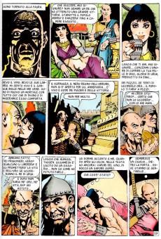Extrait de Gilgamesh (Wood/Olivera) -9- Sumer
