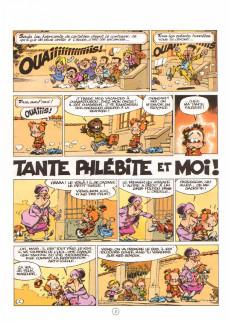 Extrait de Le petit Spirou -4- C'est pour ton bien !