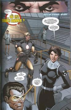Extrait de Thanos : La Trilogie de l'infini (2014) -HS01- Thanos vs Hulk : Le duel de l'infini