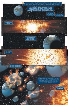 Extrait de Justice League (DC Renaissance) -9- La Guerre de Darkseid - 1re partie