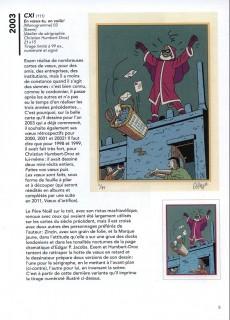 Extrait de (AUT) Exem -5- La marque fatidique (2003-2006)