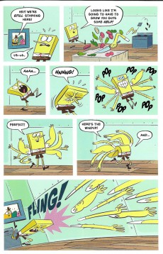 Extrait de Free Comic Book Day 2016 - SpongeBob Freestyle Funnies 2016