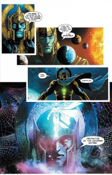 Extrait de Free Comic Book Day 2016 - Avatarex Destroyer of Darkness