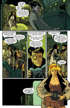 Extrait de Nextwave: Agents of H.A.T.E. (2006) -INT01- This is What They Want