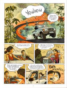 Extrait de Les jeunes Aventuriers -1- Les chants Kalawu