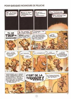 Extrait de Le petit Spirou -7- Demande à ton père !