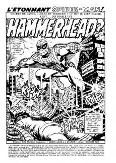 Extrait de L'Étonnant Spider-Man (Éditions Héritage) -16- Hammerhead
