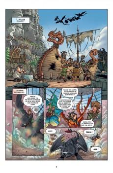 Extrait de Dragons (DreamWorks) -4- Passager clandestin
