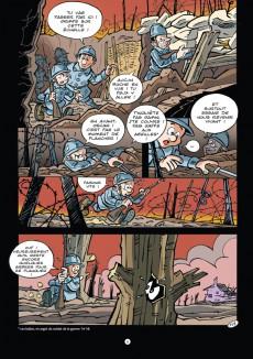 Extrait de Oscar et Mauricette (Les Nouvelles z'aventures d') -1- Les disparus de Verdun