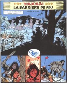 Extrait de Yakari -19a1994- La barrière de feu