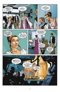 Extrait de Star Wars - Icones -2- Leia Organa