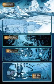 Extrait de Michael Turner's Fathom Vol.5 (Aspen comics - 2013) -2A- Sins of the Mother