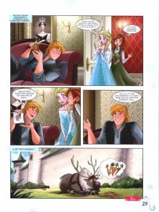 Extrait de La reine des neiges -5- Vive le printemps !