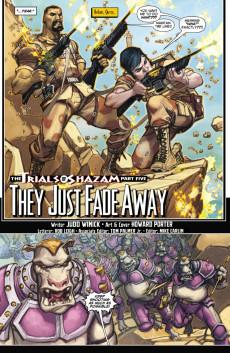 Extrait de The trials of Shazam (DC comics - 2006) -5- Desert Storm!