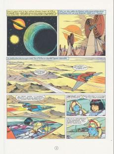 Extrait de Yoko Tsuno -13a94- Les archanges de vinéa