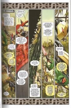Extrait de Avengers & X-Men : Axis -INT- Inversion