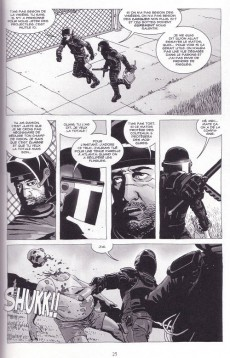 Extrait de Walking Dead -5a2010- Monstrueux