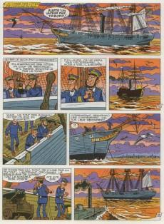 Extrait de Les tuniques Bleues -19d12- Le david