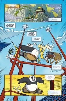 Extrait de Kung Fu Panda (Soleil) -2- Jour de tonnerre !
