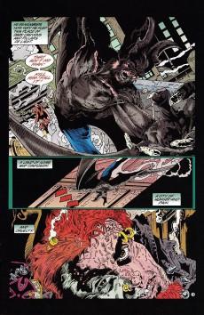 Extrait de Man-Bat (1996) -1- Gotham Skies