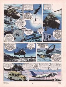 Extrait de Tanguy et Laverdure -23'- Plan de vol pour l'enfer