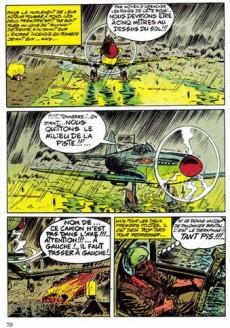 Extrait de Tanguy et Laverdure (16/22) -325- Pirates du Ciel