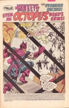 Extrait de Solo Avengers (1987) (Puis Avengers Spotlight) -17- Even an octopus needs arms!