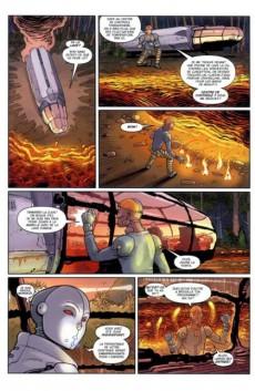 Extrait de Doctor Who - Les nouvelles aventures du douzième docteur -1- Terreurformation