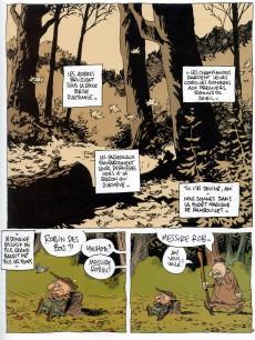 Extrait de La légende de Robin des Bois