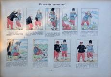 Extrait de Le sapeur Camember - Les facéties du sapeur Camember