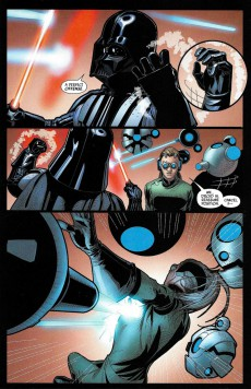 Extrait de Darth Vader (2015) -22- Book IV, Part III : End Of Games
