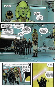 Extrait de Poe Dameron (2016) -4- Book I, Part IV : Black Squadron