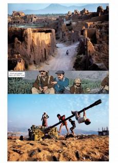 Extrait de Magnum Photos -3- McCurry, NY 11 septembre 2001