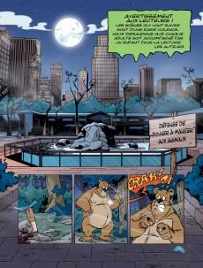 Extrait de Zoo Dingo -3- Bêtes de scène