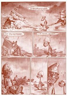 Extrait de Pacush Blues -2c1994- Second souffle : Jefferson ou le mal de vivre