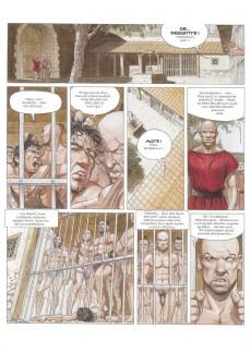 Extrait de Murena (en latin) -2- Ex arena et cruore