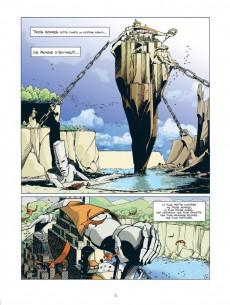 Extrait de Trois Mondes -1- Shanara