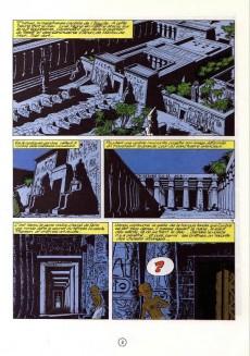Extrait de Papyrus -6a85- Les quatre doigts du dieu lune