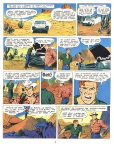 Extrait de Bob Morane 1 (Marabout) -7- La vallée des crotales