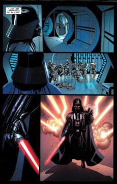 Extrait de Darth Vader (2015) -23- Book IV, Part IV : End Of Games