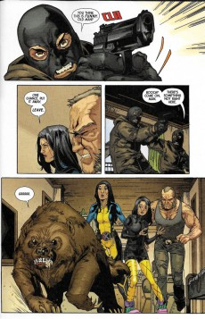 Extrait de All-New Wolverine (2016) -10- Issue 10
