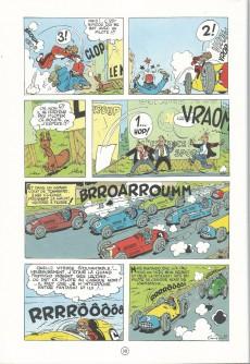 Extrait de Spirou et Fantasio -4i00- Spirou et les héritiers