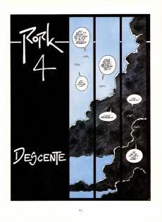 Extrait de Rork -6- Descente