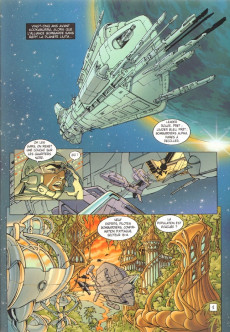Extrait de Kookaburra Universe -2- Taman Kha