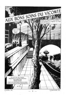 Extrait de Le vicomte (Comics Pocket) -13- Aux bons soins du Vicomte (1/2)