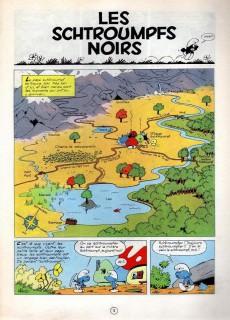 Extrait de Les schtroumpfs -1b84a- Les schtroumpfs noirs