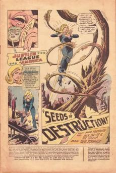 Extrait de Justice League of America (1960) -99- Seeds of Destruction