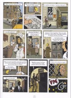 Extrait de Les aventures de Scott Leblanc -4- Échec au roi des Belges